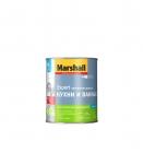 Краска Marshall EXPORT латексная матовая для кухни и ванной BW (0,9л)