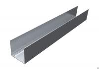 Профиль направляющий ПН 27х28х3000 мм 0,55 мм АЛБЕС (32/640шт)