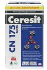 Универсальная самовыравнивающаяся смесь для пола Ceresit CN 175 25 кг