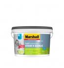 Краска Marshall EXPORT латексная матовая для кухни и ванной BW (2,5л)
