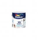 Краска 3D WHITE Dulux ослепительно белая матовая, латексная (2,5 л)