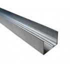 Профиль направляющий ПН 27х28х3000 мм 0,4 мм