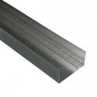 Профиль направляющий ПН 75х40х3000 мм 0,6 мм