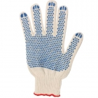 Перчатки х/б с защитой от скольжения