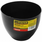 Чашка для гипса STAYER высокая ф120х90мм