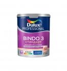 Краска Bindo 3 Dulux Professional BW глубокоматовая, латексная (4,5л)