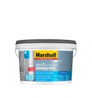 Краска Marshall EXPORT 2 латексная BW глубокоматовая (2,5 л)