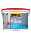 Краска Marshall EXPORT 2 латексная BW глубокоматовая (9 л)