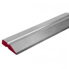 Правило ЗУБР Би-Металл трапеция со стальной рабочей кромкой 2,5м 1072-2,5