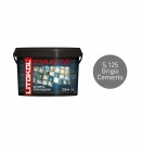 Затирка эпоксидная LITOKOL STARLIKE EVO S.125 Grigio Cemento 2,5 кг