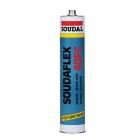 Герметик Соудафлекс 40 ФС серый 600 мл (12)