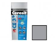 Затирка Ceresit CE 33/2 для швов 2-5мм S антрацит 2 кг
