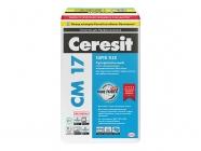 Клей для плитки Ceresit CM 17 Эластичный 25 кг