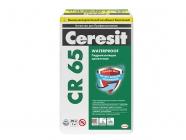 Гидроизоляция цементная Церезит CR 65 20 кг