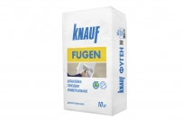 Шпаклевка гипсовая Кнауф Фуген 10 кг