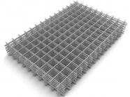 Сетка сварная Ф4,5 ячейка 50х50мм 2000х1000мм d=3.9-4,2 мм