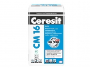 Клей для плитки Ceresit CM 16 Эластичный 25 кг