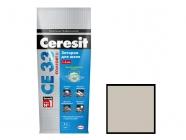Затирка Ceresit CE 33/2 для швов 2-5мм S серый 2кг