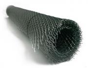 Сетка рабица оцинкованная 1,5х10 м ячейка 50х50х1,6 мм