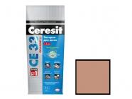 Затирка Ceresit CE 33/2 для швов 2-5мм S св.корич 2 кг
