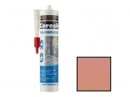 Затирка силиконовая Ceresit CS 25 светло-коричневый 280мл