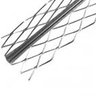 Уголок 35х35х3000 мм сетчатый оцинкованный