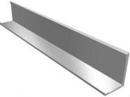 Уголок для потолка Грильято-E 19х24 мм металлик 3 м