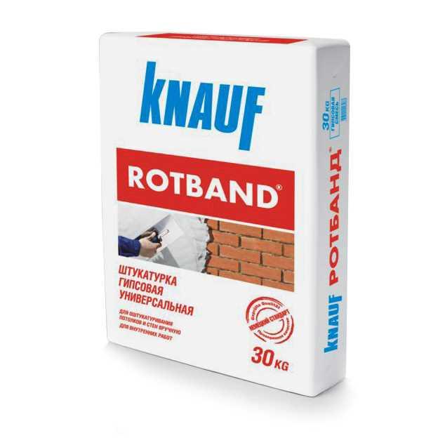 Rotband Knauf